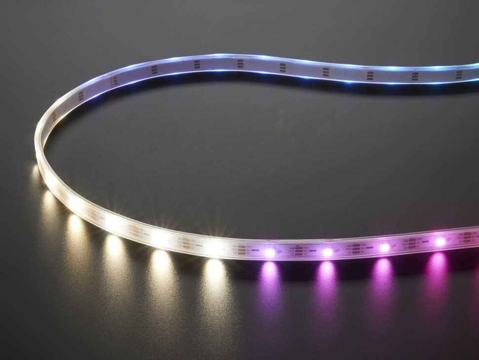 fita de led ultravioleta